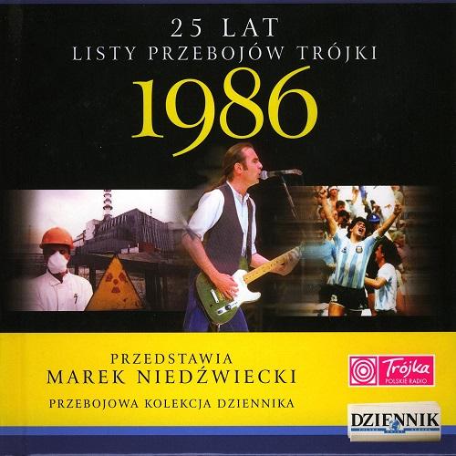 VA - 25 lat Listy Przebojów Trójki 1986 (2006) [FLAC]