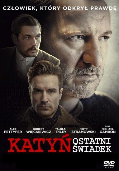 Katyń - Ostatni świadek / The Last Witness (2018) PL.AC3.DVDRip.XviD-GR4PE | Lektor PL
