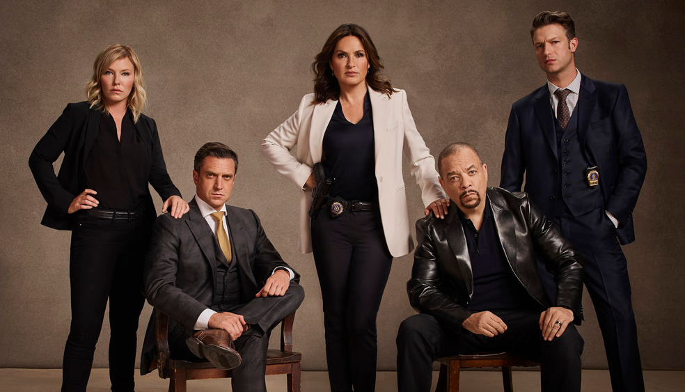 Baixar Filme SVU Cast e1475301013909 Law and Order: SVU 19ª Temporada – Torrent (2017) Legendado HDTV | 720p Grátis