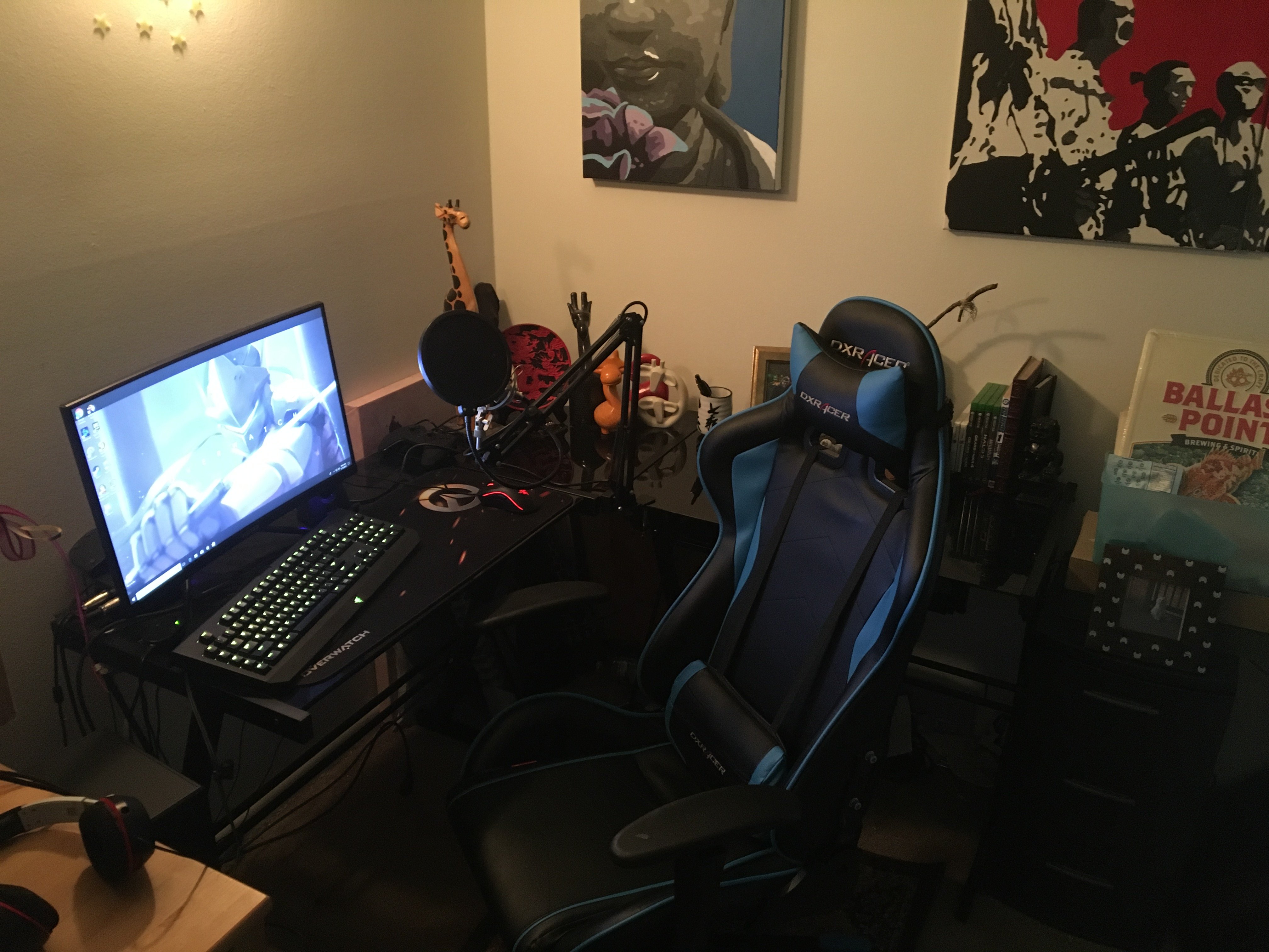 Let S See Your Setup General Discussion Overwatch Forums