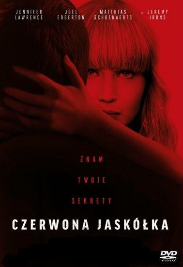 Czerwona jaskółka / Red Sparrow (2018) PL.AC3.DVDRip.XviD-GR4PE | Lektor PL