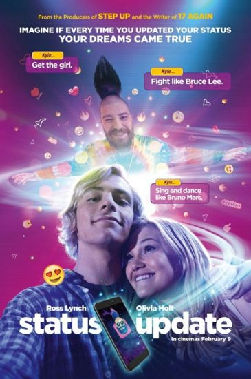 Status Update (2018) PL.BDRip.XviD-KiT | Lektor PL