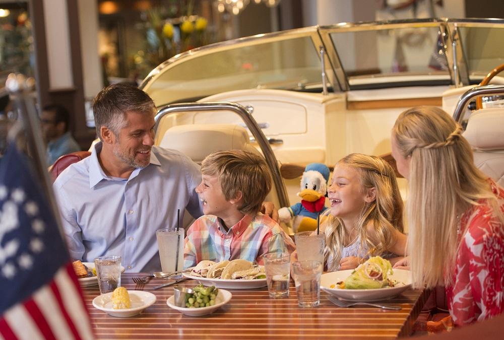 Orlando dining at Disney Springs