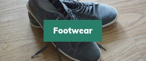 Donate Footwear to help those in need with Shop to send by All Time Trading