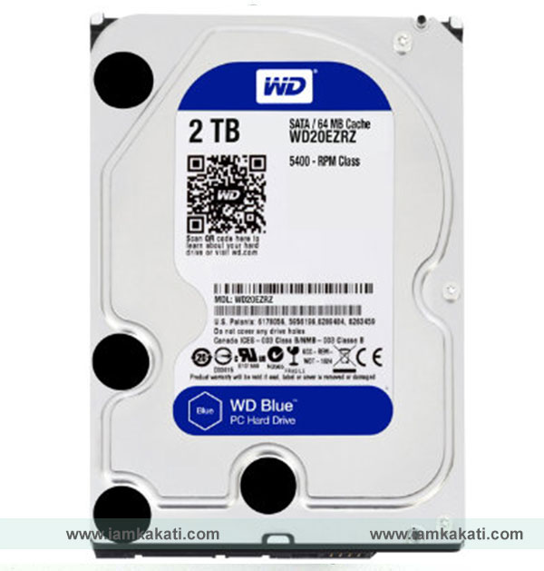 blue WD Hard drive disk price