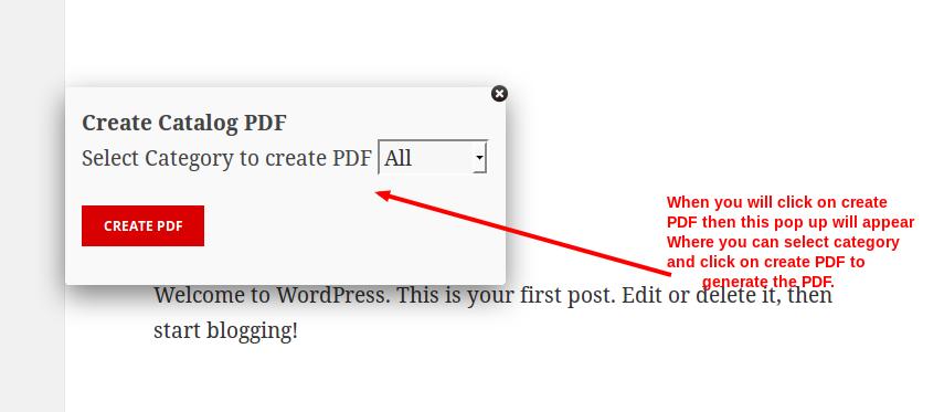 Woocommerce Product Catalog With PDF Catalog Export 11