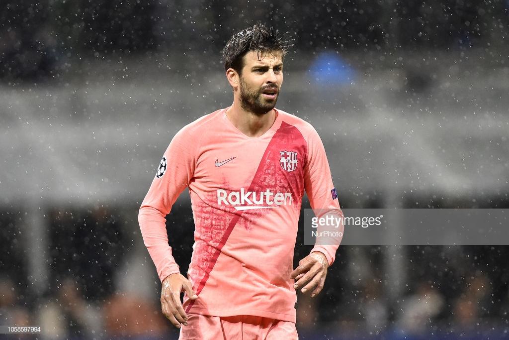 صور مباراة : إنتر ميلان - برشلونة 1-1 ( 06-11-2018 )  P4