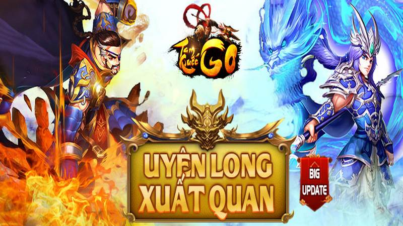 Giftcode - Tam Quốc GO update ULXQ