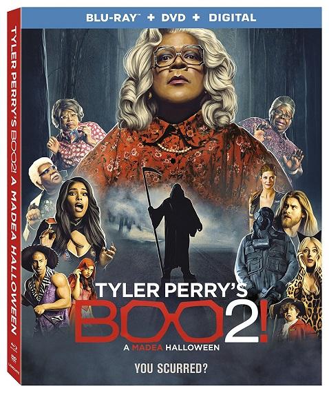 Tyler Perrys Boo 2 A Madea Halloween (2017) 1080p BluRay AVC DTS-HD MA 5.1-MTeam