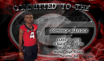 Dominick Blaylock CommittedToTheG edit by Bob Miller