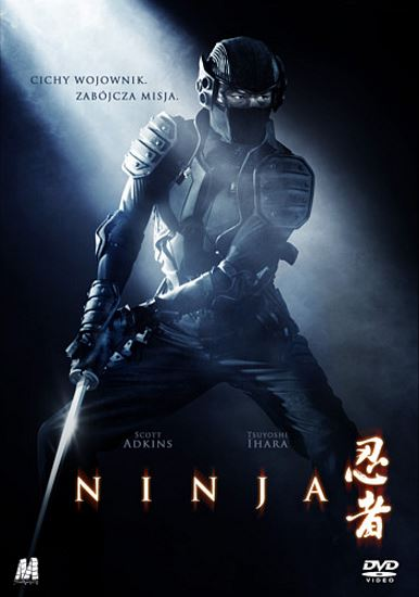 Ninja (2009) PL.BRRip.XviD-GR4PE | Lektor PL