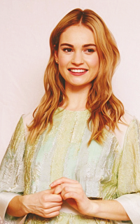 Lily James avatars 200x320 - Page 2 Evie04