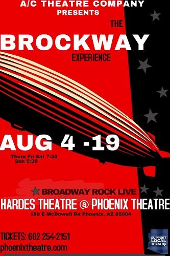 The BROCKWAY Experience: Broadway Rock Live
