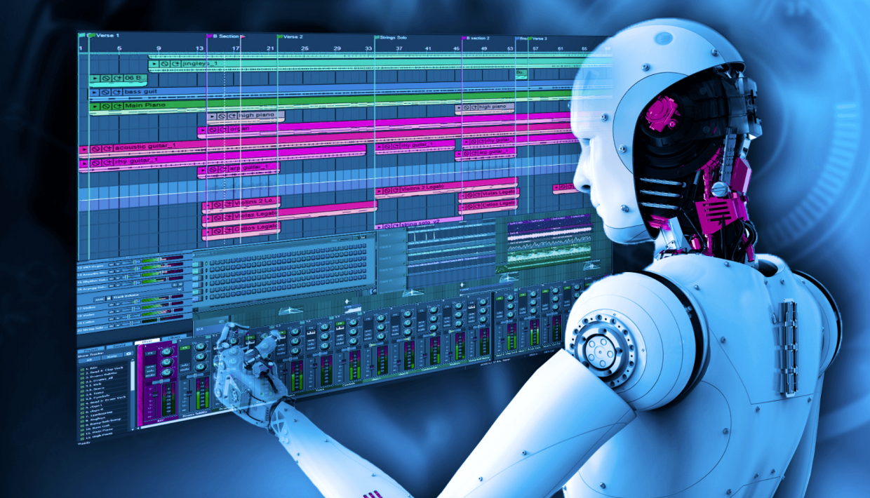 ia inteligencia artificial audio