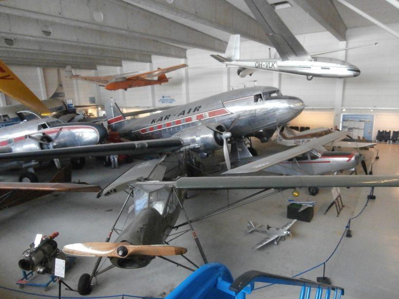 Zrakoplovni muzej u Vantaa-i kod Helsinkija, Finska P8150333