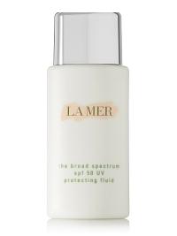 LA MER Broad Spectrum LSF 50 UV Protecting Fluid, 50 ml – Sonnencreme