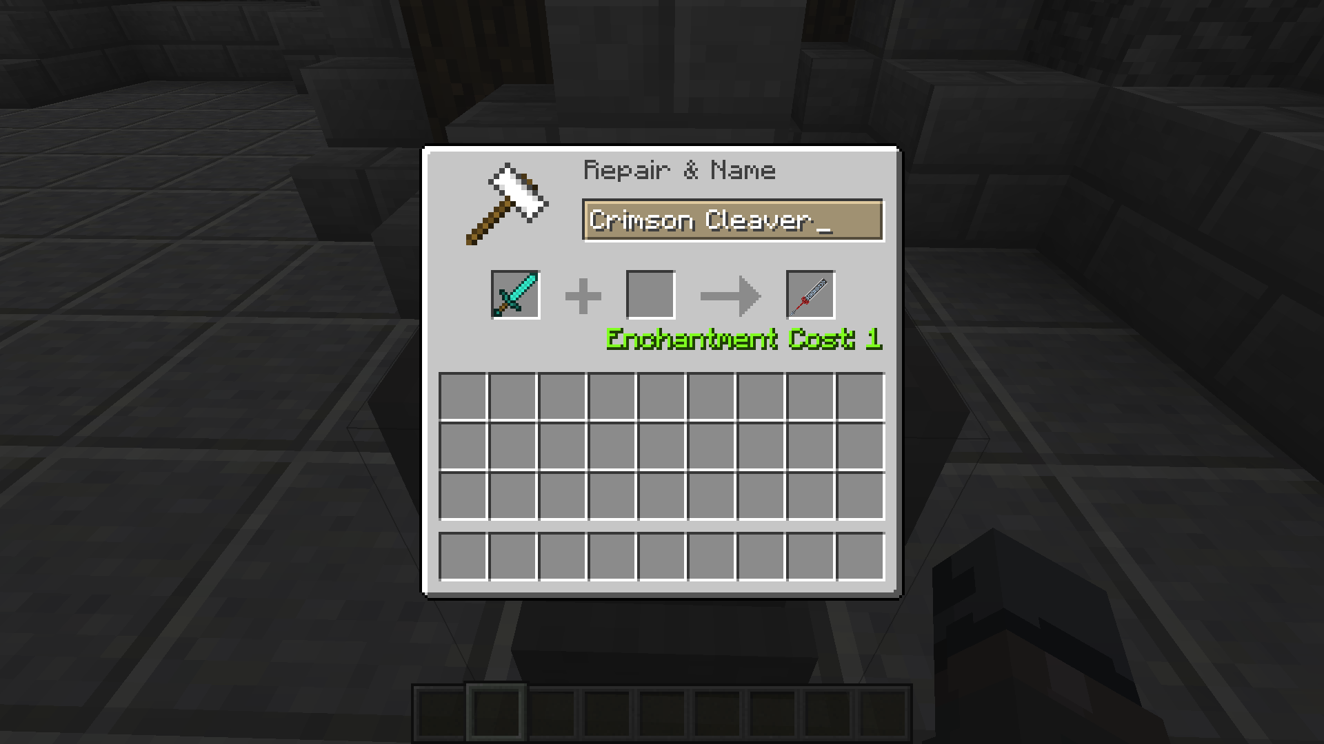 3D Swords CIT 1.16 Minecraft Texture Pack