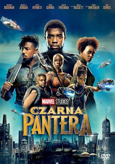 Czarna Pantera / Black Panther (2018) PLDUB.AC3.DVDRip.XviD-GR4PE   Dubbing PL
