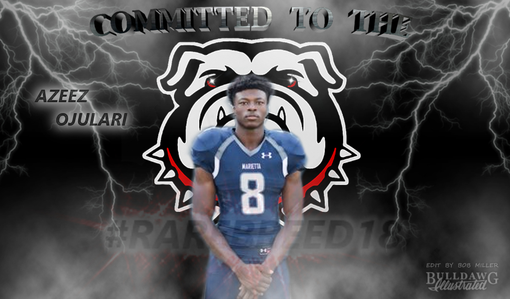 Azeez Ojulari - committed to the