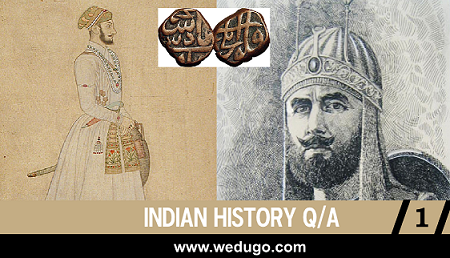 Best Indian History questions and answers part 1 in English