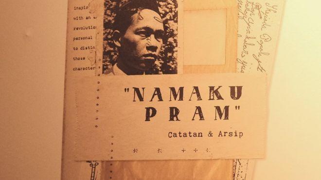 Mengenal Pramudya Ananta Toer lebih dekat lewat catatan dan surat-surat