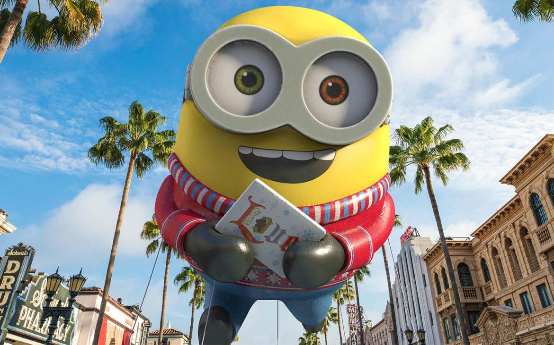 Macy's Holiday Parade Universal Studios Florida