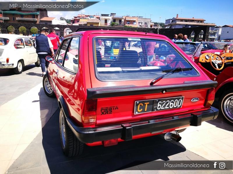 6° Festa dei Motori - Piazza Vicerè, Catania Ford_Fiesta_1_1_53cv_80_CT622600_4