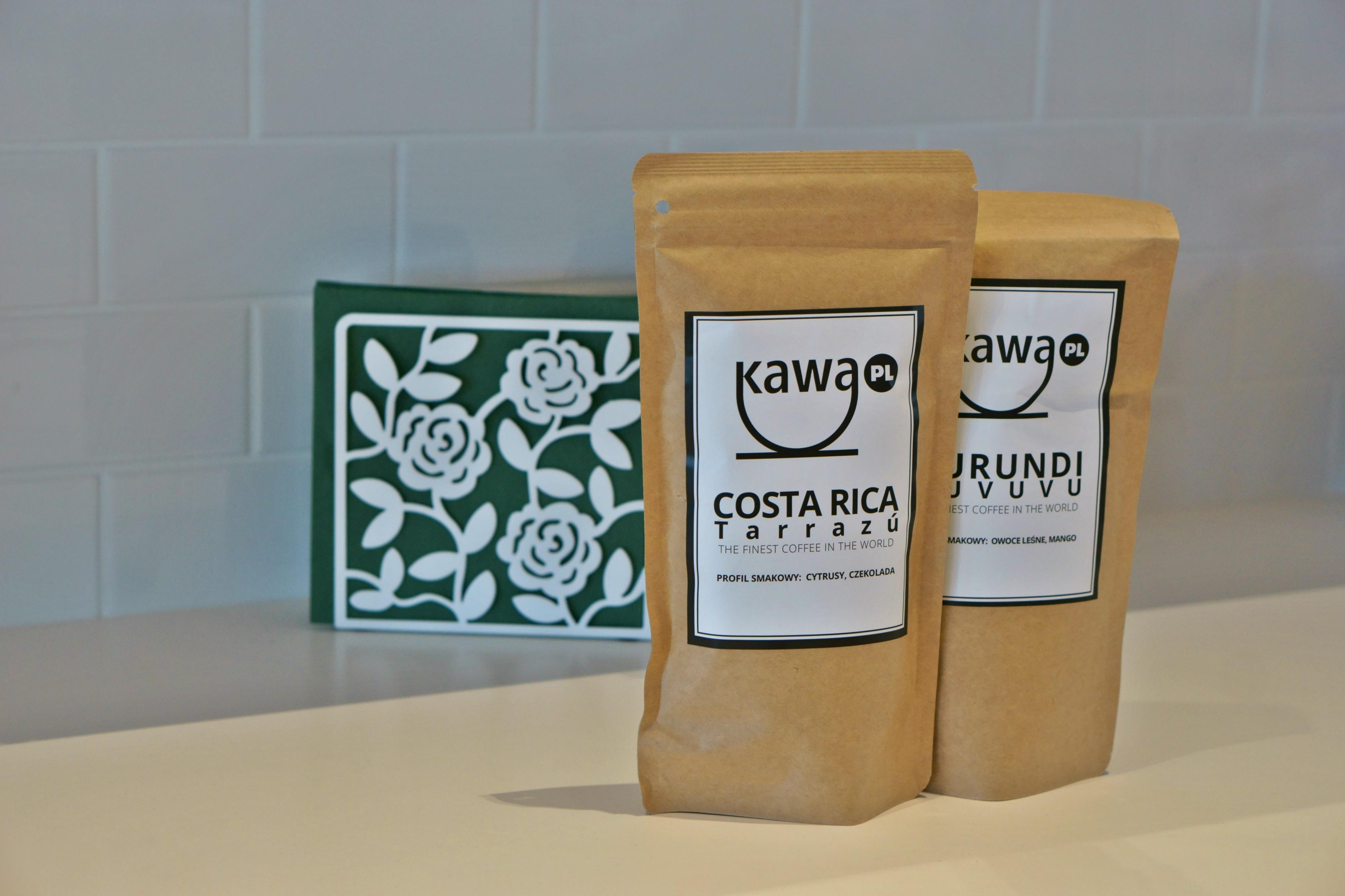 prawidłowe przechowywanie ziaren kawy