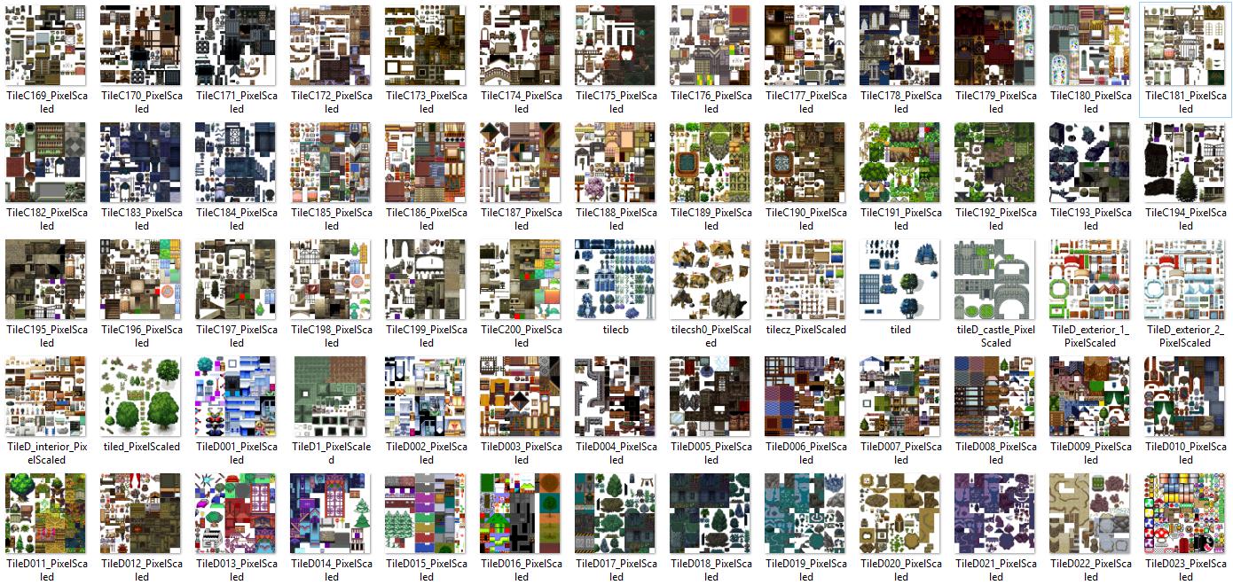 1350 Tilset varié (VX ACE et pour MV) Image26