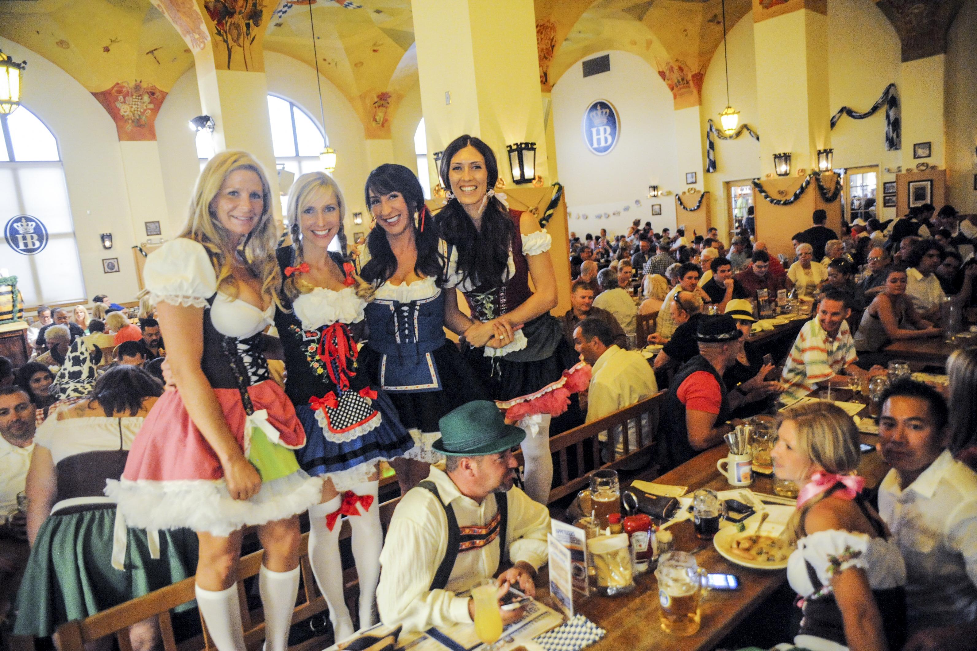 Hofbräuhaus restaurant and beer hall Las Vegas
