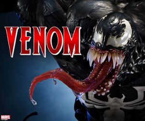Venom Marvel Statue by Sideshow Collectibles