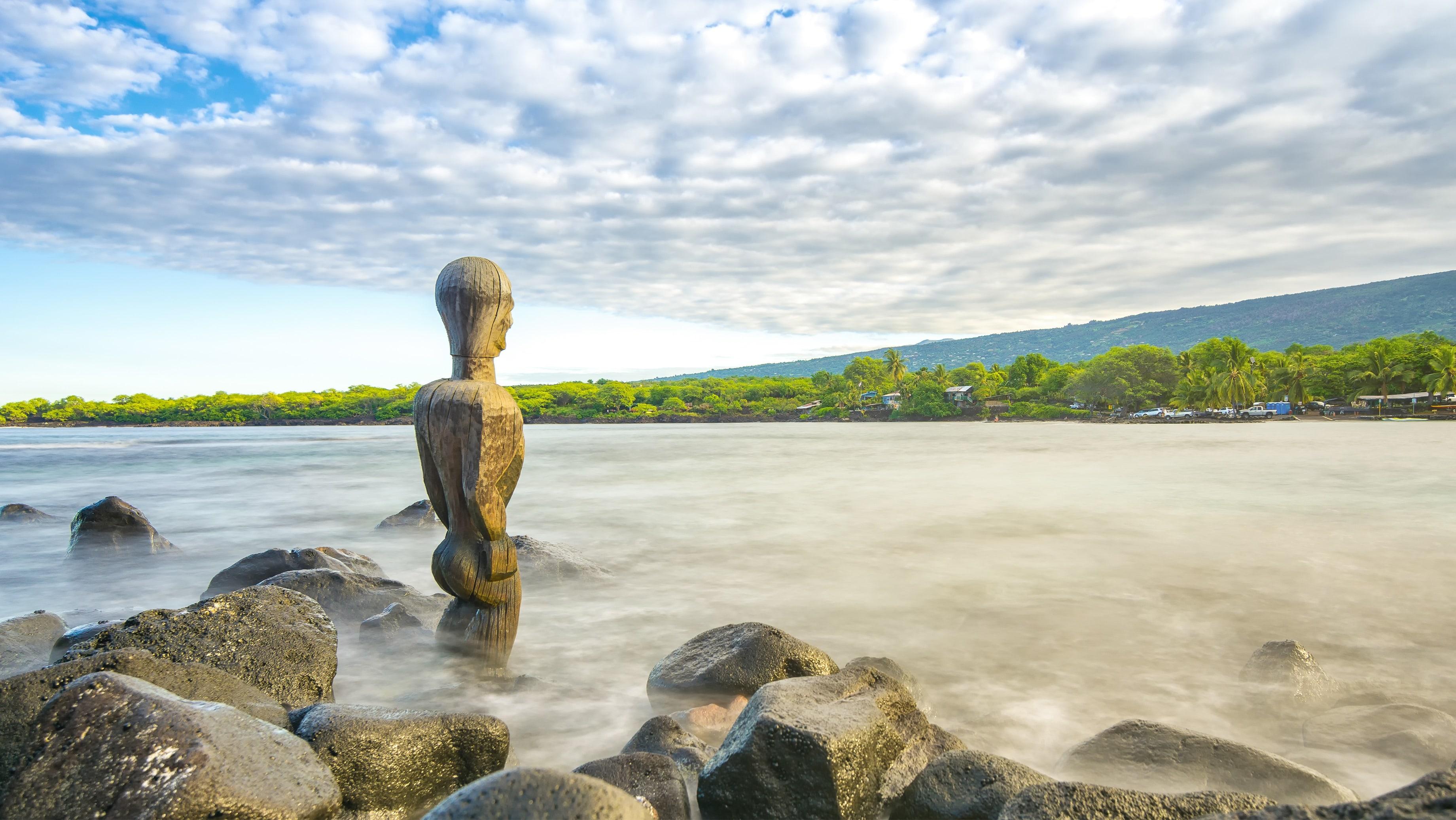 Puuhonua o Honaunau