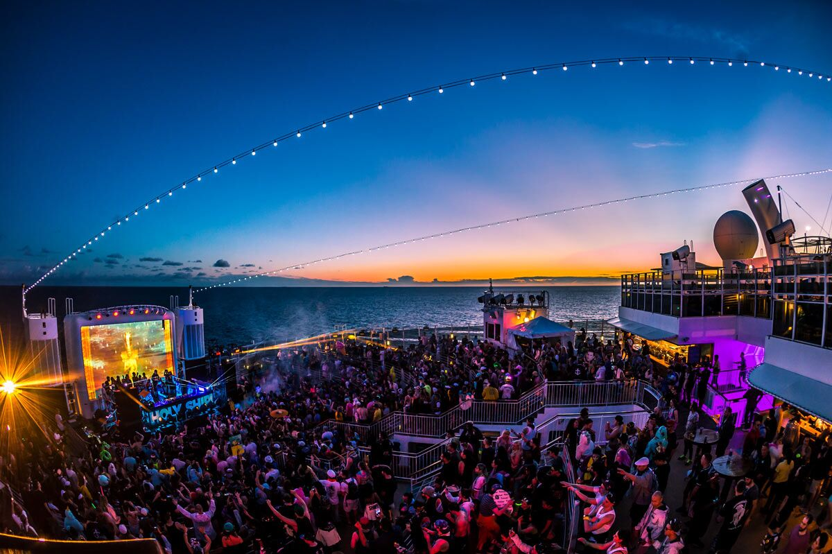 holy ship music festival