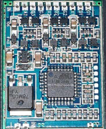 40A simonk ESC coreboard