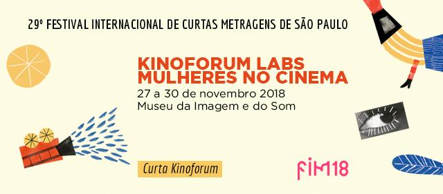 Kinoforum Labs - Mulheres no Cinema
