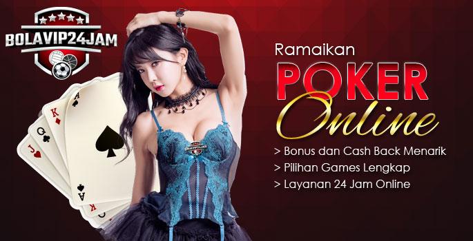 Poker Online dengan network terbesar di seluruh asia tenggara!