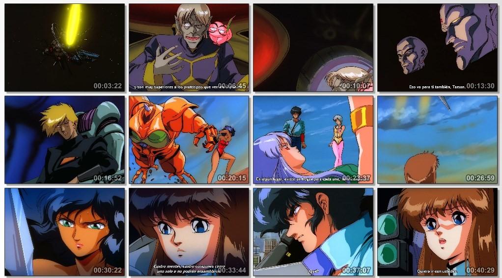 Haja Taisei Dangaioh - OVA [BDRip][JAP. SUB. ESP.] 5
