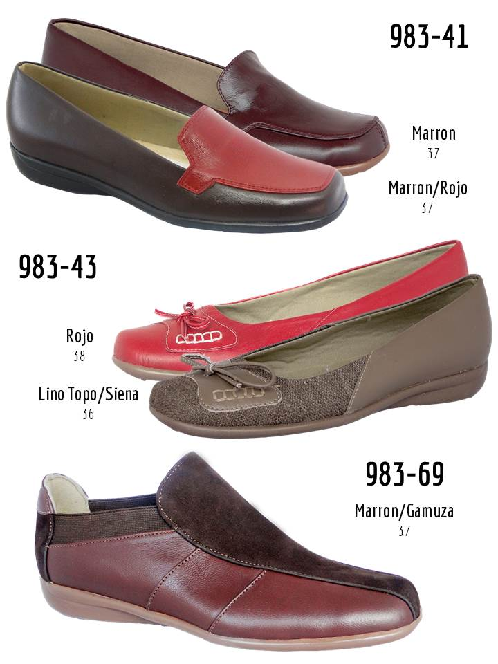 Oferta Zapatos Punta Cuadrada Slide 6