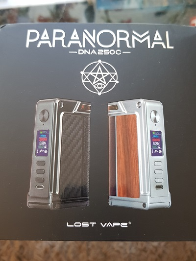 Lost Vape Paranormal DNA 250c 20180507_191604