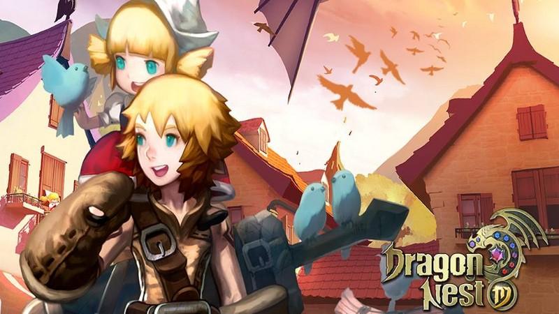 Tải ngay Dragon Nest M - RPG đỉnh vừa chính thức lên Mobile