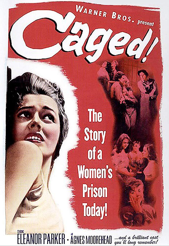 Caged (1950) DVDRip x264 1.1GB