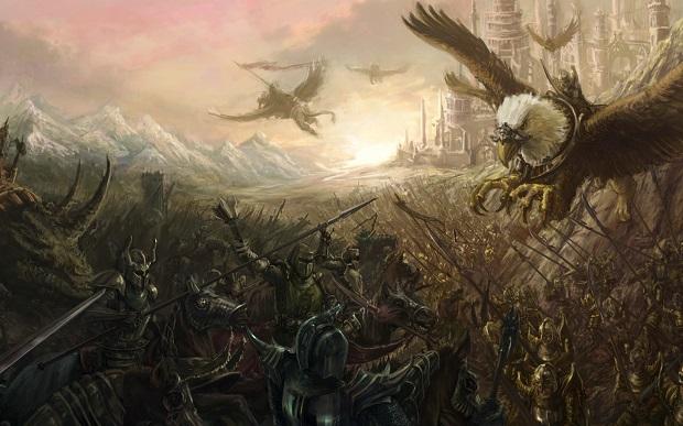 art bitva srazhenie armiya