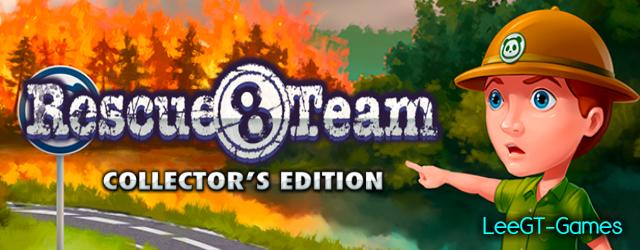Rescue Team 8 Collector's Edition [v.Final]