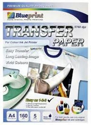 KERTAS BLUEPRINT TRANSFER PAPER PUTIH