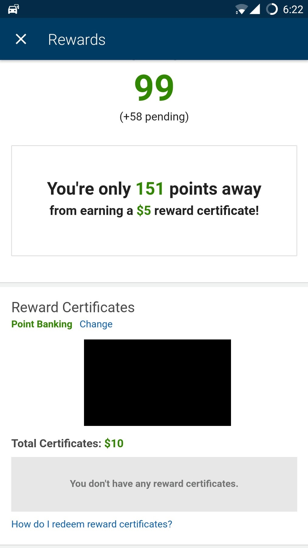 Missing Reward Certificates Best Buy Support