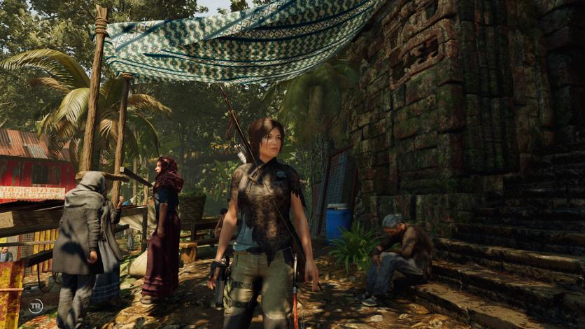 Пора прощаться с Ларой Крофт? Обзор Shadow of the Tomb Raider