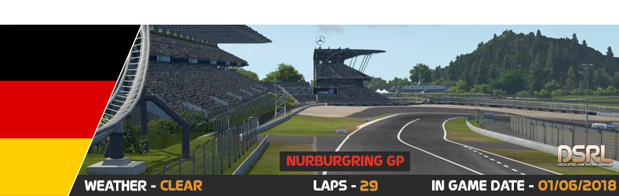 Round 5 - Nurburgring GP - Sign In/Out Nurburgring_GP