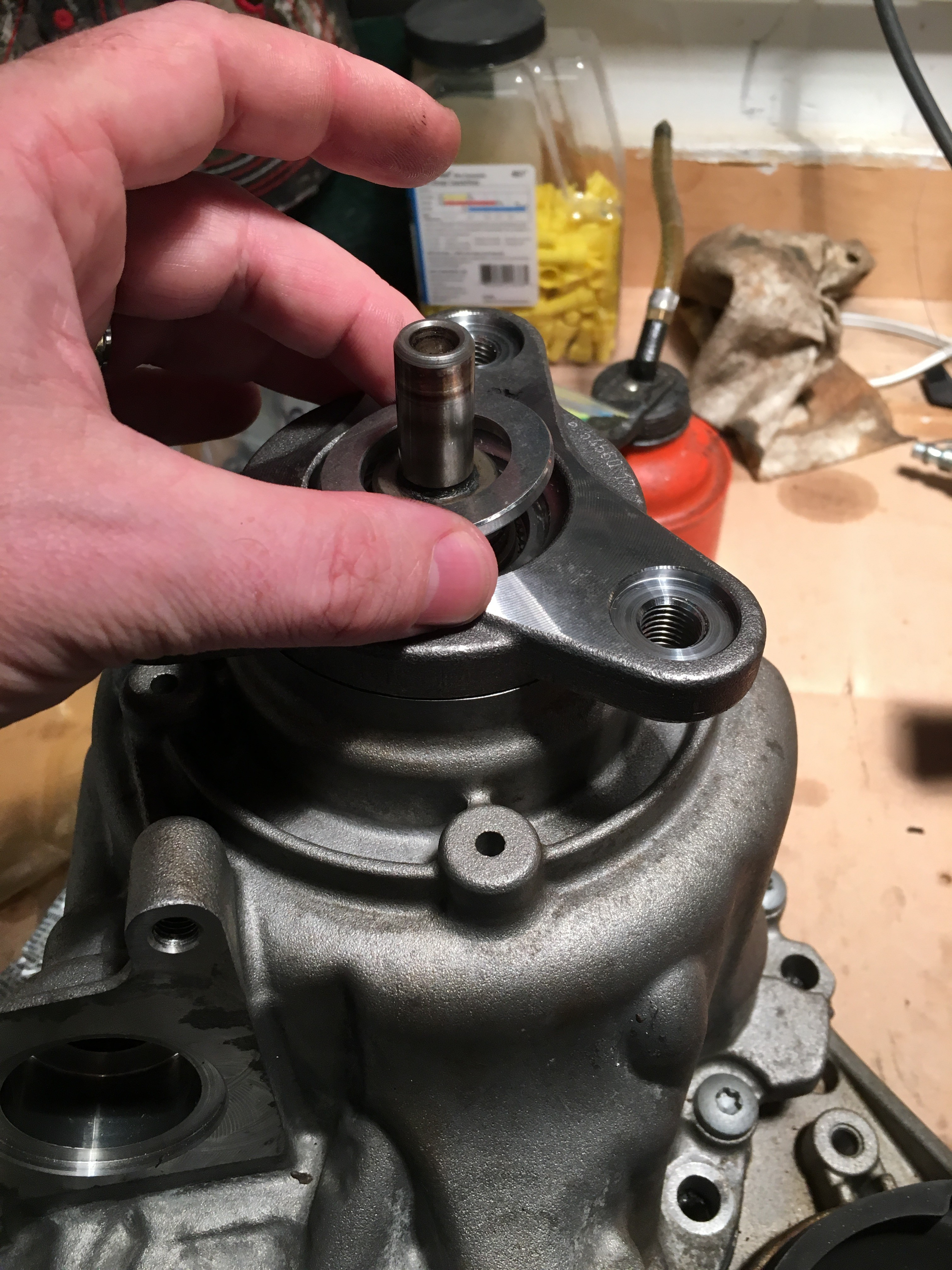 ATC 35L Transfer Case Rebuild - BMW 3-Series and 4-Series