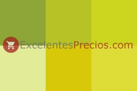 Color del aceite de oliva del verde oscuro al amarillo pasando por el verde claro