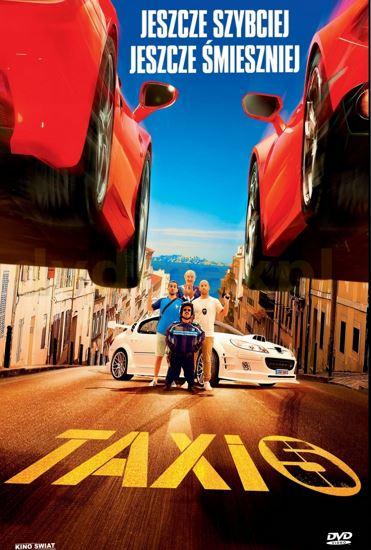 Taxi 5 (2018) PL.AC3.DVDRip.XviD-GR4PE | Lektor PL